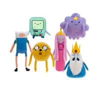 "Adventure Time Plush (Small) 6-11"" ($2.90/EA DELIVERED)"