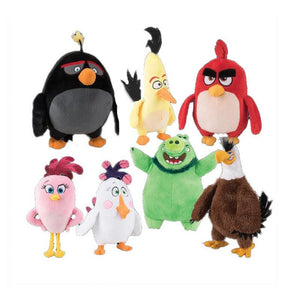 "Angry Birds Assorted Plush (Jumbo) 11"" ($5.70/EA DELIVERED)"