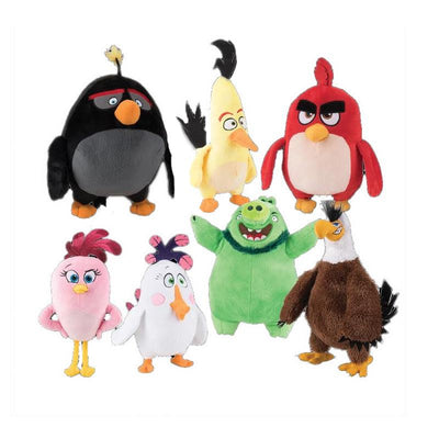Angry Birds Assorted Plush (Small) 7