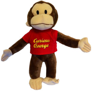 "Curious George Plush (Jumbo) 13"" ($5.45/EA DELIVERED)"