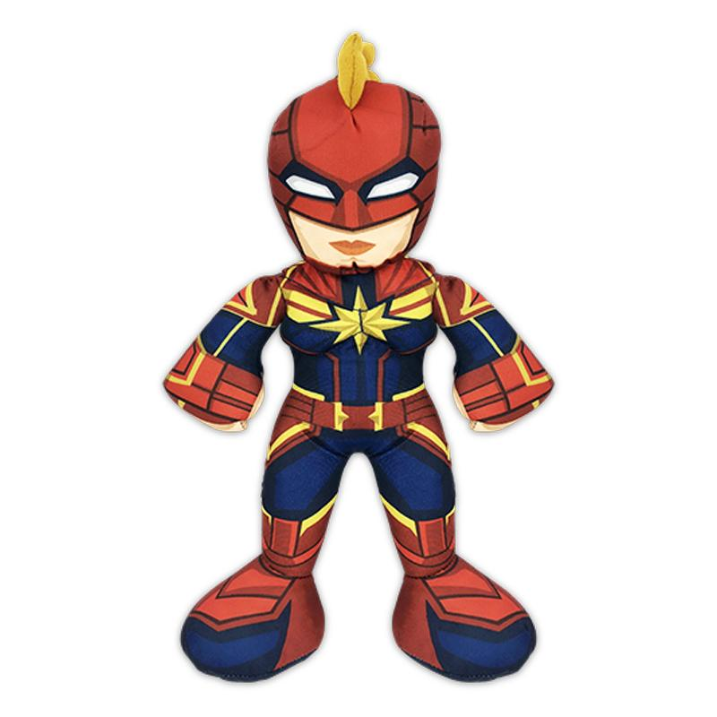 "Captain Marvel Plush (Small) 9"" ($3.09/EA DELIVERED)"