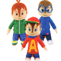 "Alvin and the Chipmunks Plush (Jumbo) 13"" ($5.49/EA DELIVERED)"