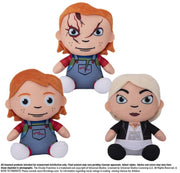 "Childs's Play (Chucky) Small Plush 8"" $3.60/ea Delivered (Full Case)"