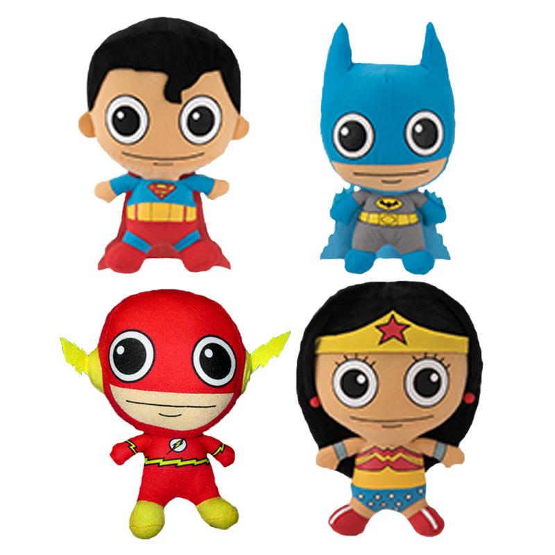 "DC Caricature Assorted Plush (Small) 8"" ($3.10/EA DELIVERED)"