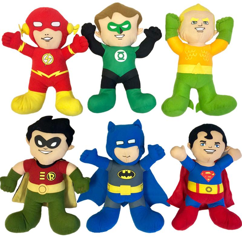 "DC Comics Buddy Assorted Plush (Small) 9"" ($3.10/EA DELIVERED)"