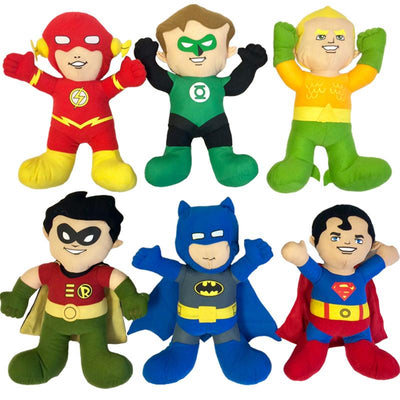 DC Comics Buddy Assorted Plush (Small) 9