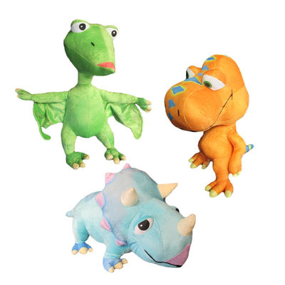 Dinosaur Train Assorted Plush (Jumbo) 11-13