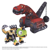 "Dino Trux Plush (Jumbo) 8-12"" ($5.15/EA DELIVERED)"