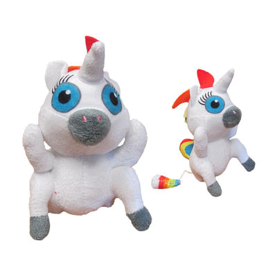 Dookie the Unicorn Plush (Small) 6