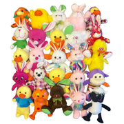 "Easter 100% Generic Plush Mix (Jumbo) 11-17"" ($2.69/EA DELIVERED) ***PRE-ORDER NOW***"