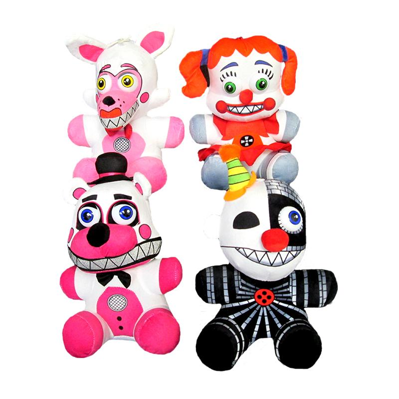 "FNAF Plush (Jumbo) 12"" ($5.49/EA DELIVERED)"