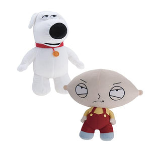"Family Guy 2  Assorted Plush (Small) 7.5"" ($3.10/EA DELIVERED)"