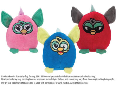 Furby Plush (Small) 6
