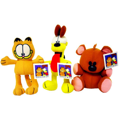 Garfield Assorted Plush (Small) 6-9