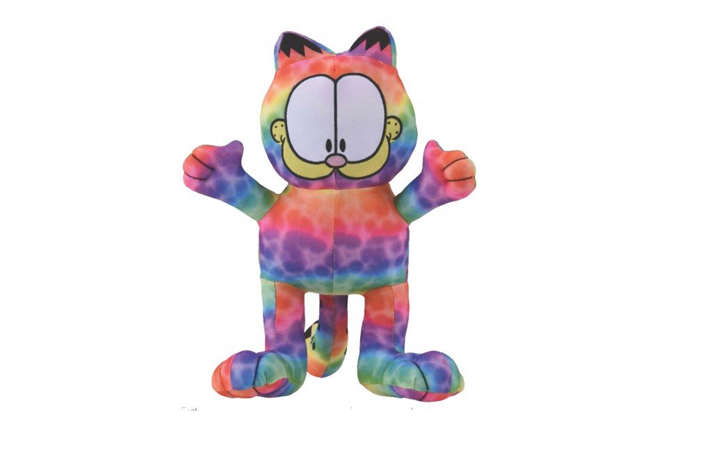 "Garfield Tie Dye Plush (Jumbo) 12"" ($5.15/EA DELIVERED)"