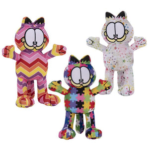 "Garfield Crazy Patterns Plush (Jumbo) 12"" ($5.45/EA DELIVERED)"