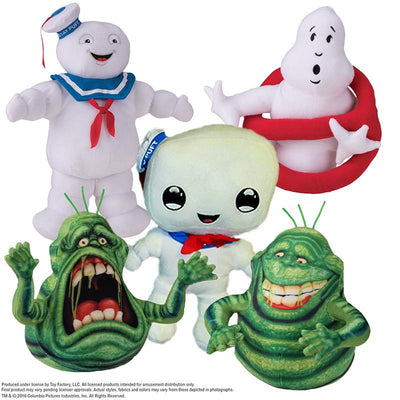 Ghostbusters III Assorted Plush(Small)