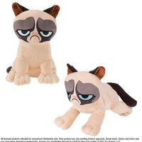 "Grumpy Cat Plush (Jumbo) 10"" ($5.15/EA DELIVERED)"