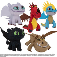 How to Train Your Dragon Assorted Plush (Jumbo)