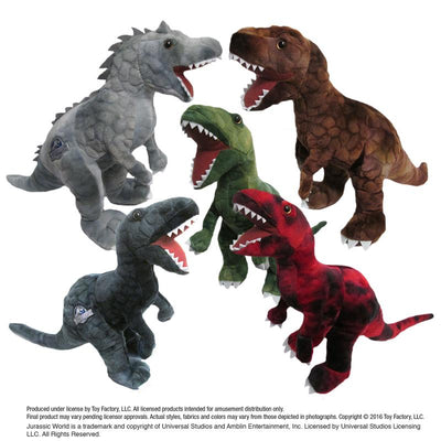 Jurassic World Assorted Plush (Small) 7