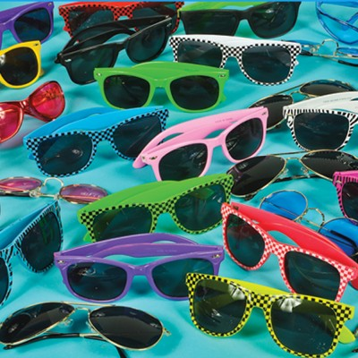 Bargain Sunglasses Kit ($1.28/EA DELIVERED)