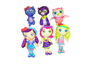 Nickelodeon Little Charmers Plush (Small)