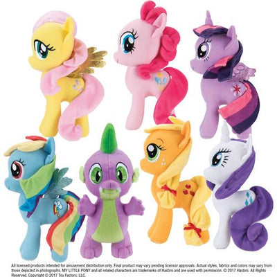 My Little Pony Plush (Small)