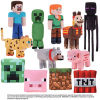 MineCraft Assorted Plush (Small)