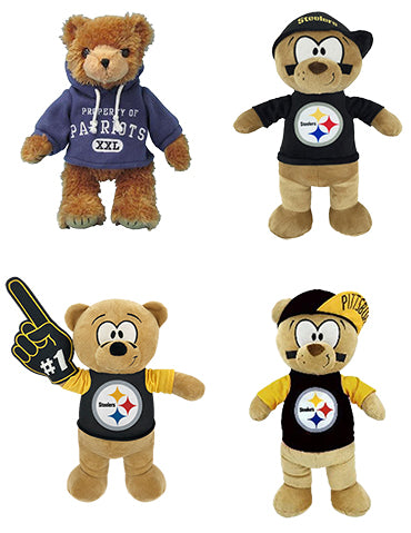 NFL Assorted Plush (Jumbo)