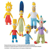Simpsons Assorted Plush (Jumbo)