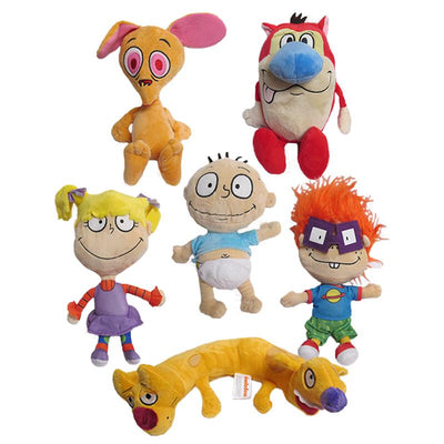 Nickelodeon 90's Assorted Mix Plush (Small)