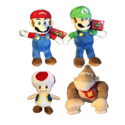 Nintendo Assortment Plush (Jumbo)