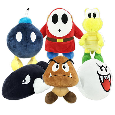 Nintendo Villains Plush (Jumbo)