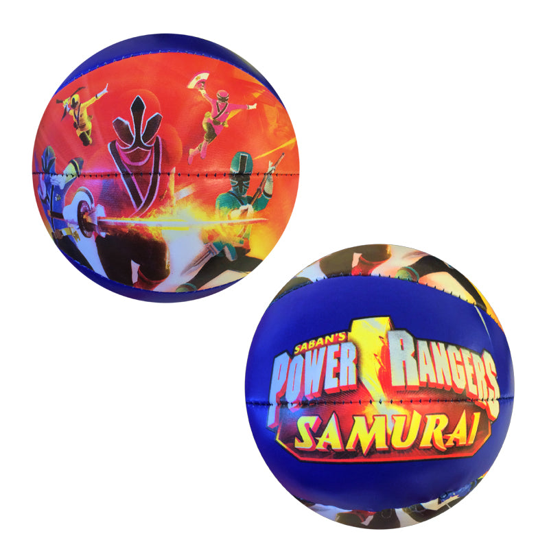 "Power Rangers Vinyl Balls (Small) 4"" ($1.99/PC DELIVERED)"