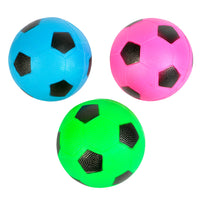 PVC Soccer Balls Assorted Colors (Small)