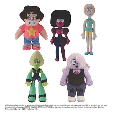 Steven Universe Assorted Plush (Jumbo)