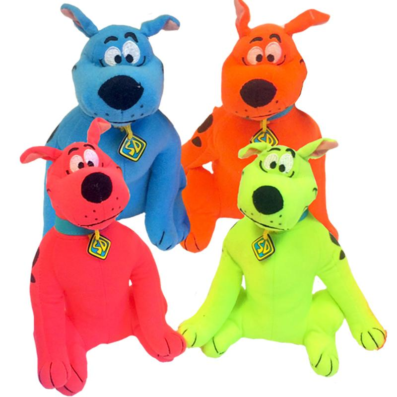 Scooby Doo Fluorescent Plush (Small)