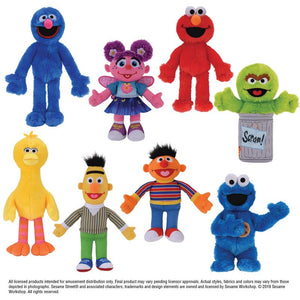 Sesame Street Assorted Plush (Small)