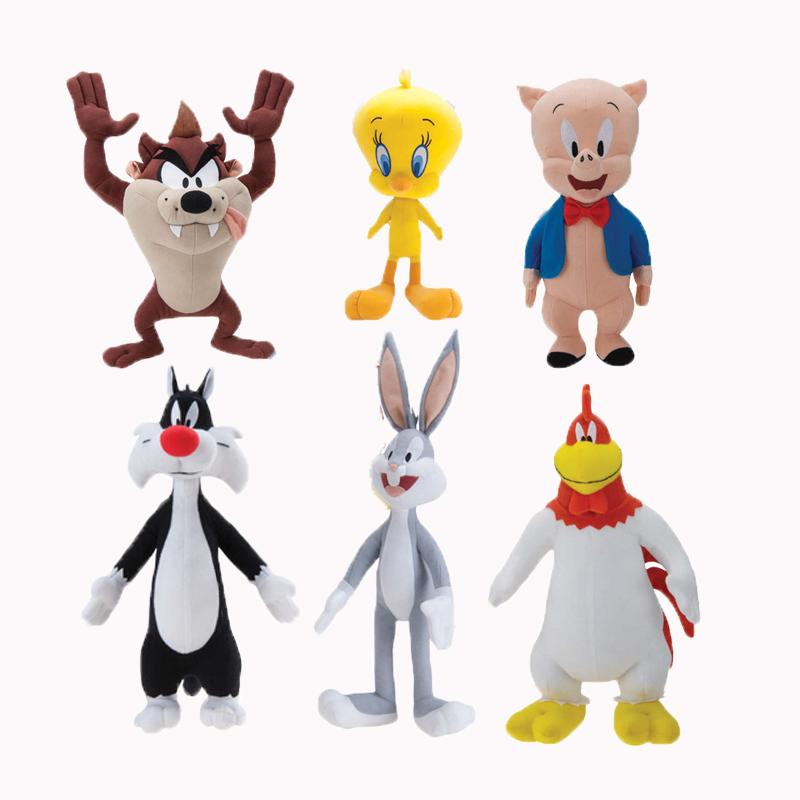 Looney Tunes Assorted Plush (Small)