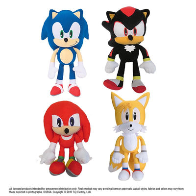 Sonic Assorted Plush (Jumbo)