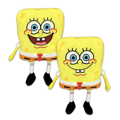 Spongebob Faces Plush (Small)