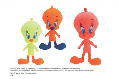 Tweety Fluorescent Plush (Small)