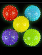 "5"" Glow in the Dark Knobby Balls ($.75/PC DELIVERED)"