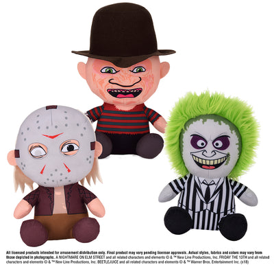 Horror Characters Small Plush 8.5