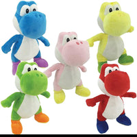 Nintendo Yoshi Assorted Colors Plush (Small)