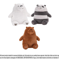 We Bare Bears Plush (Jumbo)