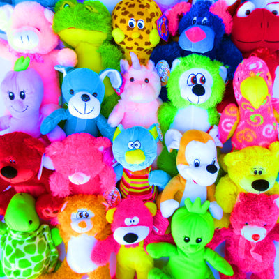 100% Generic Plush Mix (Jumbo) 11-17