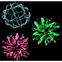 Expanding Balls Neon Assorted Colors (non-flashing) ($2.25/PC)