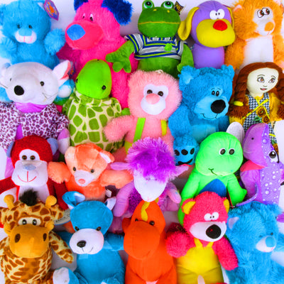 100% Generic Bargain Plush Mix (Jumbo) 11-17
