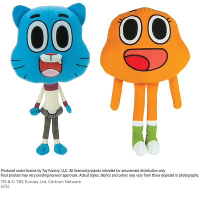 Amazing World of Gumball 2 Plush (Small)  8